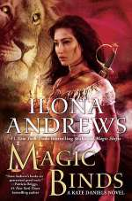 Magic Binds (Kate Daniels #9)