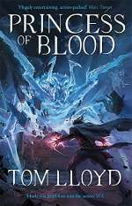 Princess of Blood (The God Fragments, #2)