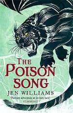 The Poison Song (The Winnowing Flame, #3)
