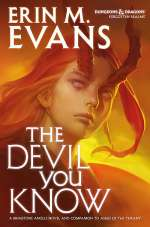 The Devil You Know (Forgotten Realms: Brimstone Angels, #5)