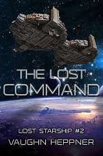 The Lost Command (The Lost Starship, #2)