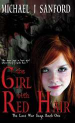 The Girl with Red Hair (The Last War Saga, #1)