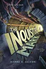 The Inquisitor's Mark (The Eighth Day, #2)