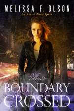 Boundary Crossed (Boundary Magic #1)