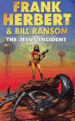 The Jesus Incident (Pandora Sequence, #1)