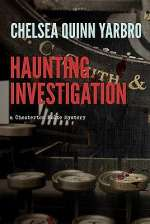 Haunting Investigation (The Chesterton Holte Mysteries, #1)
