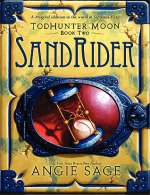 SandRider (Septimus Heap: TodHunter Moon, #2)