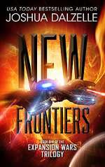 New Frontiers (Expansion Wars Trilogy, #1)