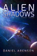 Alien Shadows (Alien Hunters, #3)
