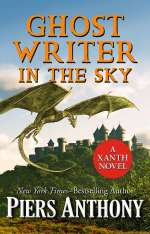 Ghost Writer in the Sky (Xanth, #41)