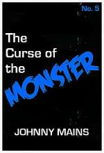 The Curse of the Monster (The Cursed #5)