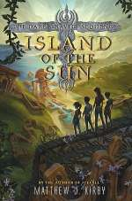 Island of the Sun (The Dark Gravity Sequence, #2)