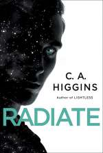 Radiate (The Lightless Trilogy, #3)