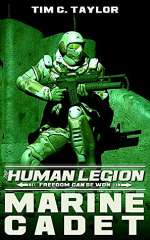 Marine Cadet (The Human Legion, #1)
