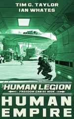 Human Empire (The Human Legion, #4)