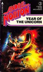 Year of the Unicorn (Witch World: High Hallack Cycle, #1)