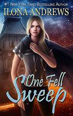 One Fell Sweep (The Innkeeper Chronicles, #3)