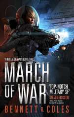 March of War (Virtues of War, #3)