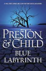 Blue Labyrinth (Pendergast #14)