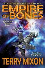 Empire of Bones (The Empire of Bones Saga, #1)
