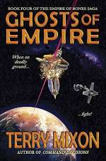Ghosts of Empire (The Empire of Bones Saga, #4)