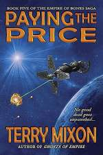 Paying the Price (The Empire of Bones Saga, #5)