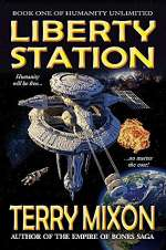 Liberty Station (The Humanity Unlimited Saga, #1)