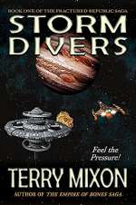 Storm Divers (The Fractured Republic Saga, #1)