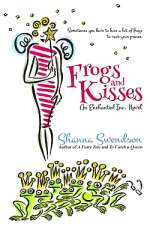 Frogs and Kisses (Enchanted, Inc., #8)