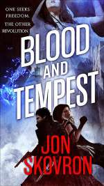 Blood and Tempest (The Empire of Storms, #3)