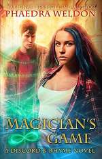 Magician's Game (Discord & Rhyme, #1)