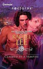 Claimed by a Vampire (The Claiming, #2)