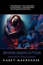 Where Angels Fear (Psychic Storm, #1)