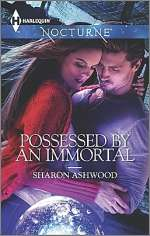Possessed by an Immortal (Horsemen, #2)