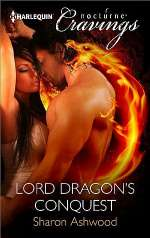 Lord Dragon's Conquest (Dragon Lords, #1)