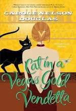 Cat in a Vegas Gold Vendetta (Midnight Louie Mysteries #23)