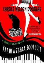 Cat in a Zebra Zoot Suit (Midnight Louie Mysteries #27)