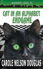 Cat in an Alphabet Endgame (Midnight Louie Mysteries #28)