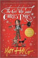 The Girl Who Saved Christmas (Christmas, #2)