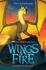 Darkness of Dragons (Wings of Fire, #10)