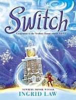 Switch (Savvy, #3)