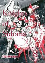 Knights of Sidonia 8 (Knights of Sidonia, #8)