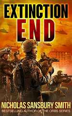 Extinction End (The Extinction Cycle, #5)
