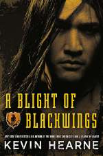 A Blight of Blackwings (The Seven Kennings, #2)