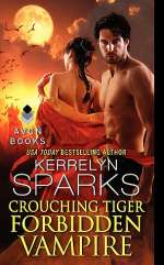 Crouching Tiger, Forbidden Vampire (Love at Stake #16)