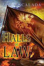 Halls of Law (The Faraman Prophecy, #1)