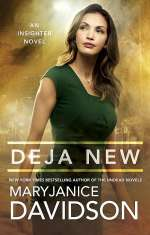 Deja New (Insighter, #2)