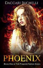 Phoenix (The Peradon Fantasy Series, #1)