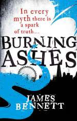 Burning Ashes (Ben Garston, #3)