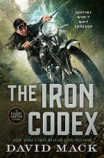 The Iron Codex (Dark Arts, #2)